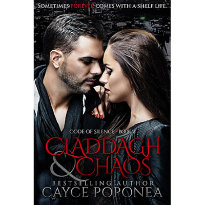 Claddagh and Chaos Book two Code of Silence Series by cp
