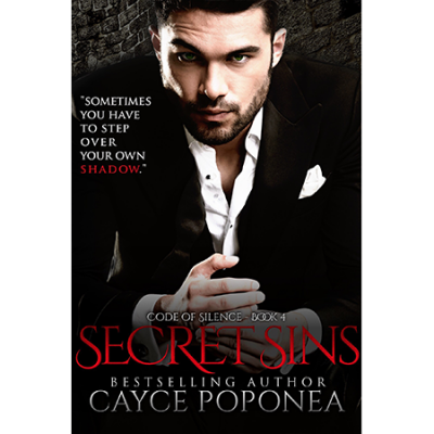 Secret Sins Book four Code of Silence Series-cayce-poponea