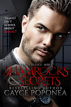 Shamrocks and Secrets Book one Code of Silence Series