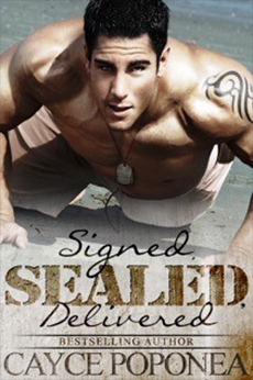 Signed, SEALed, Delivered Book one Trident Brotherhood Series